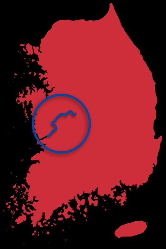 Geumgang Map
