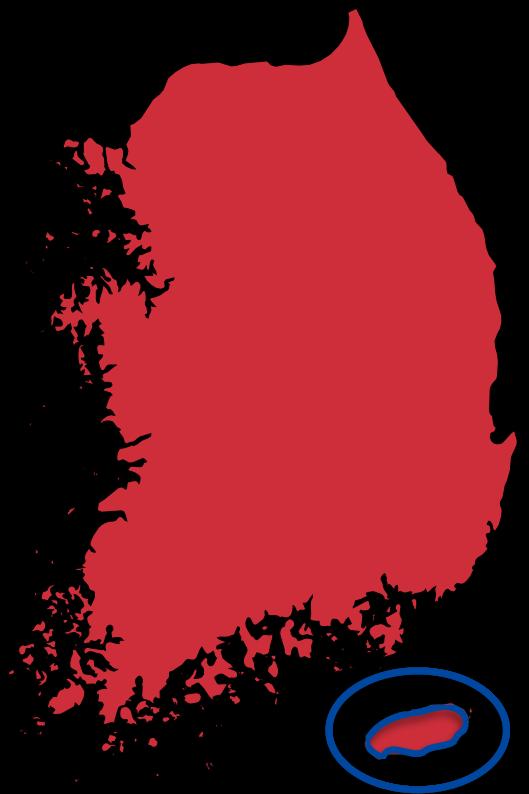 Jeju Fantasy Map