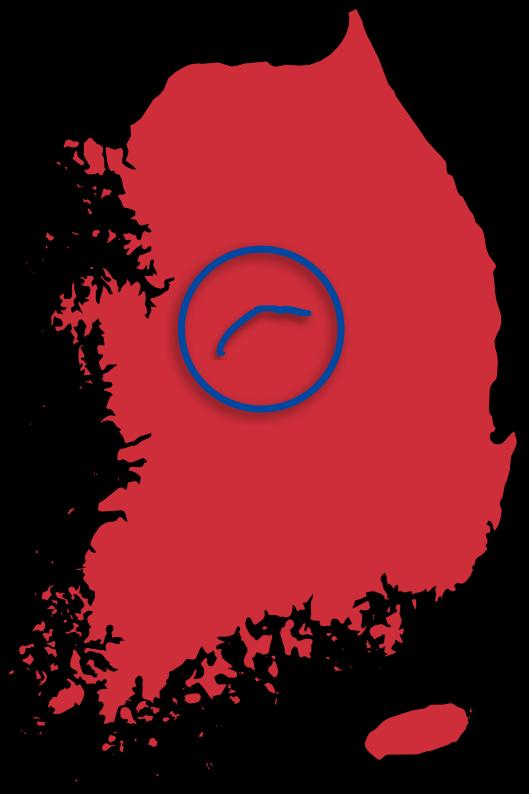 Ocheon Map