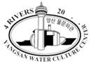 Stamp - Yangsan Water Culture Center